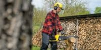 Karcher Battery Chain Saw